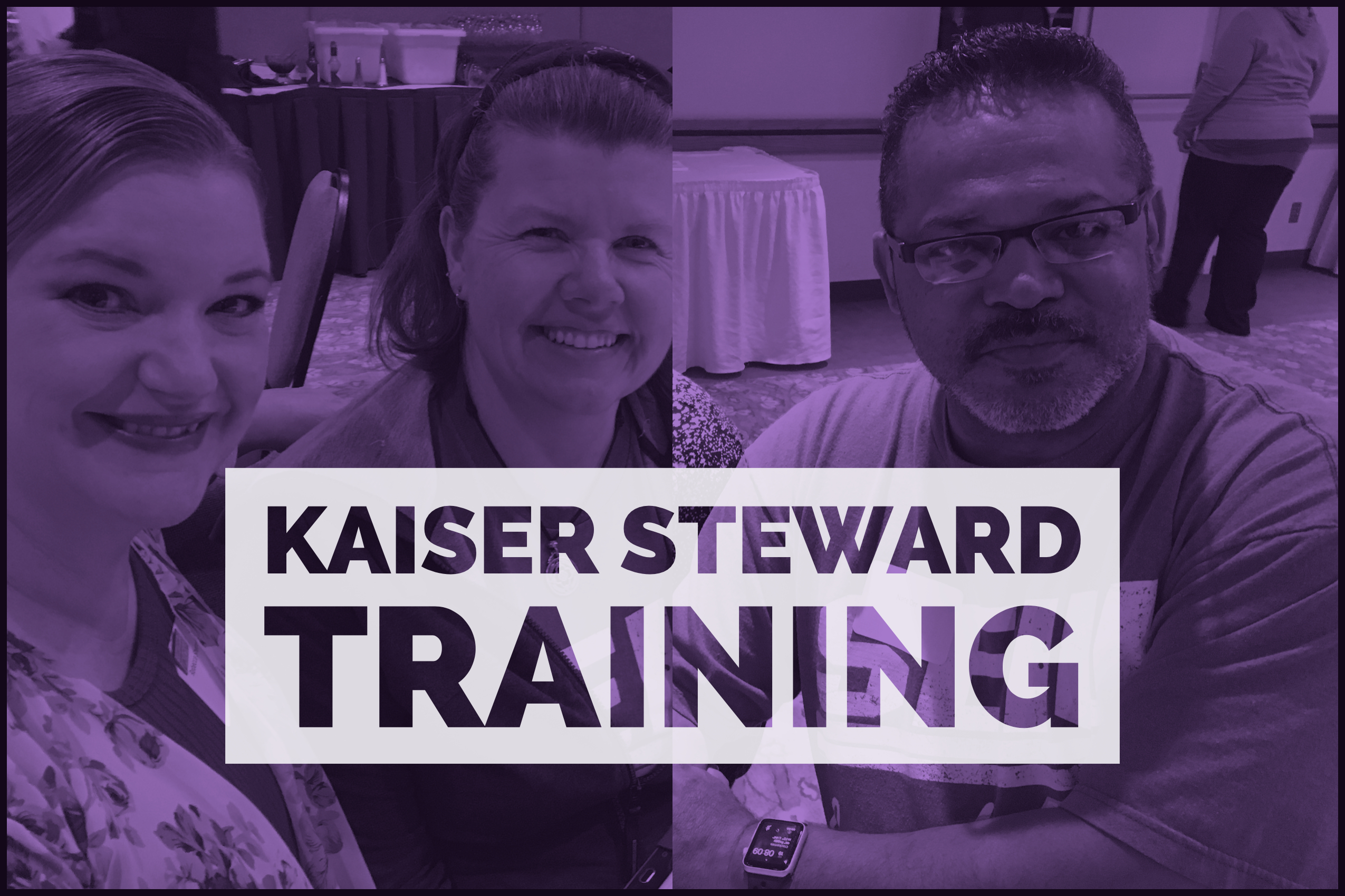 kaiser-steward-training